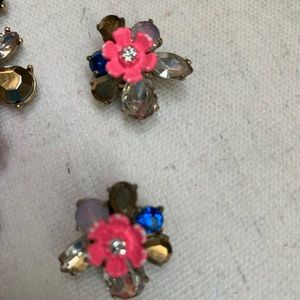 J. Crew Jewelry - J. Crew Posey Statement necklace and earrings